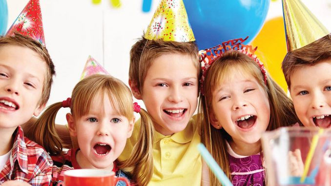 Best Trendy Party Themes- II