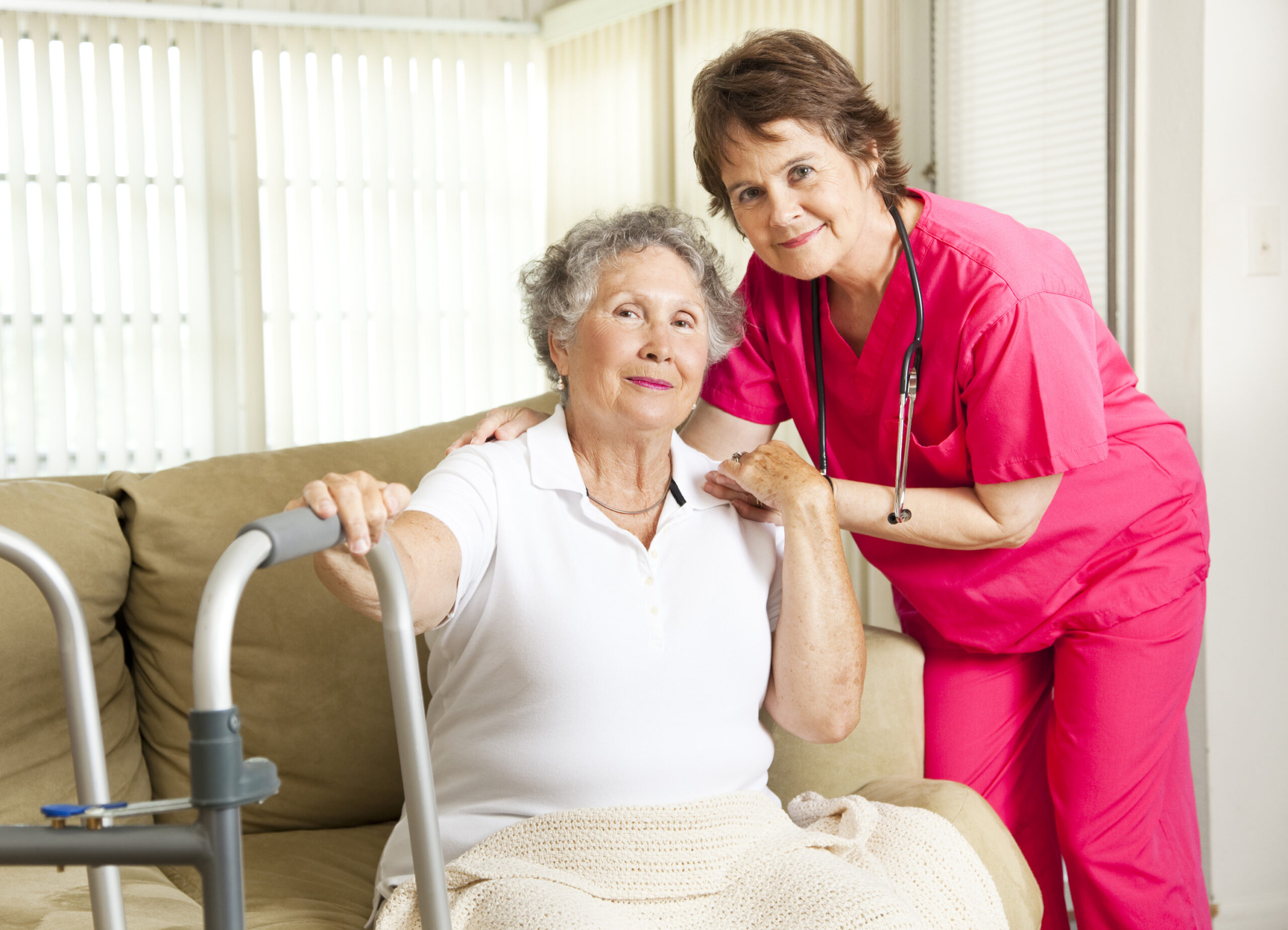Old Age - When You Need Help The Most